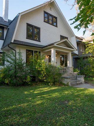Photo 3: 1015 Grosvenor Avenue in Winnipeg: Crescentwood Residential for sale (1Bw)  : MLS®# 202123831