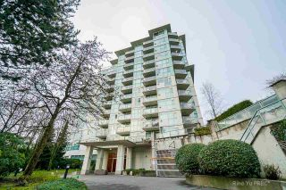 Main Photo: 1010 2733 CHANDLERY Place in Vancouver: South Marine Condo for sale (Vancouver East)  : MLS®# R2559235