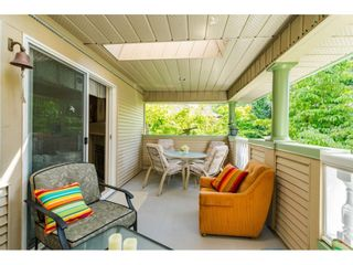 """Photo 28: 157 13888 70 Avenue in Surrey: East Newton Townhouse for sale in """"CHELSEA GARDENS"""" : MLS®# R2490894"""