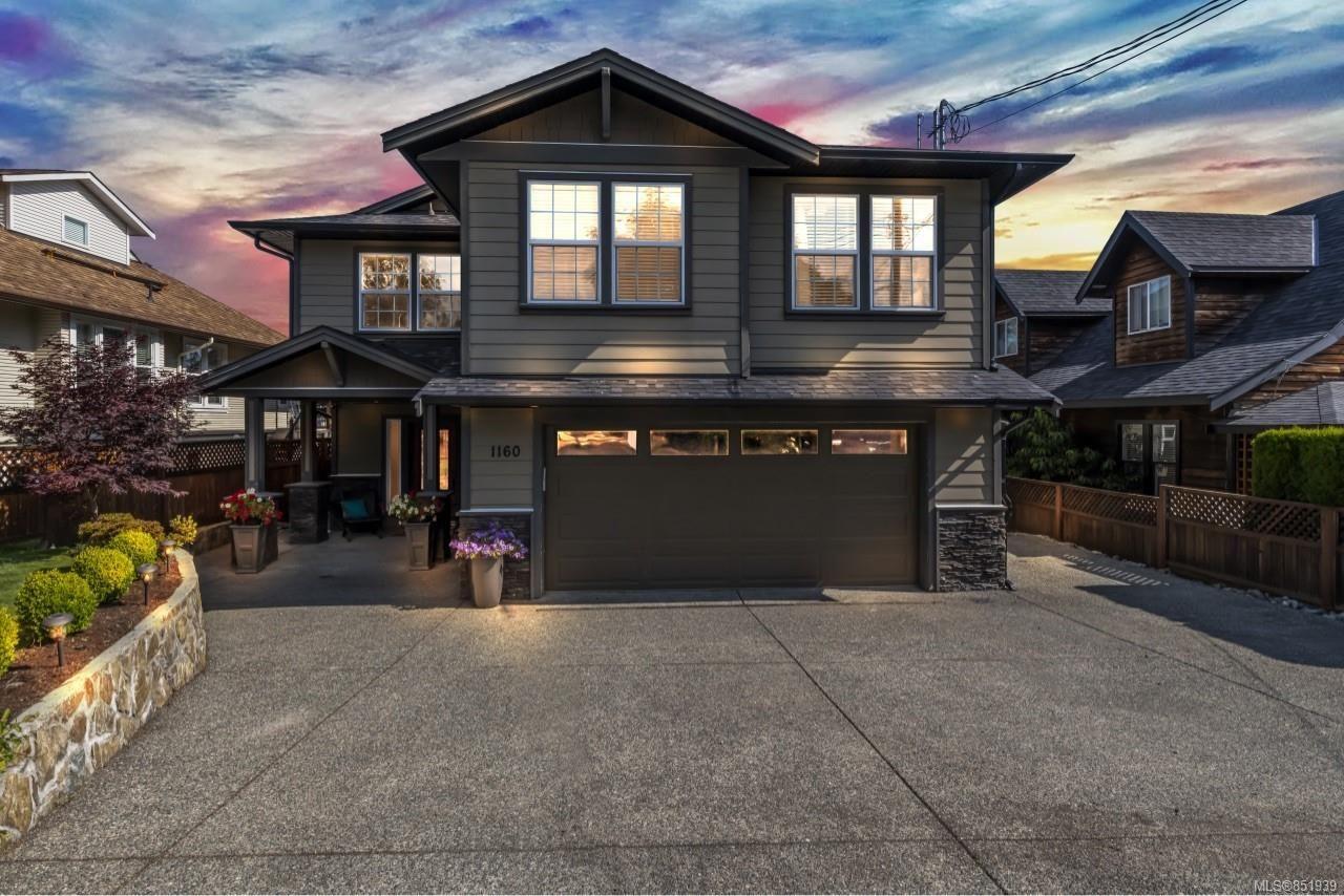 Main Photo: 1160 Dunsterville Ave in Saanich: SW Interurban House for sale (Saanich West)  : MLS®# 851939