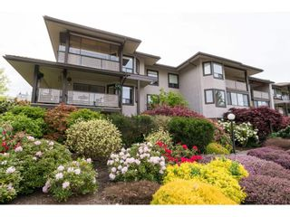"Photo 1: 206 1460 MARTIN Street: White Rock Condo for sale in ""THE CAPISTRANO"" (South Surrey White Rock)  : MLS®# R2163656"