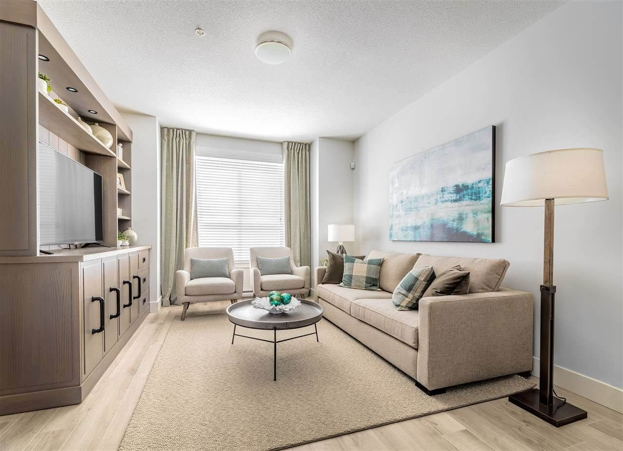 """Main Photo: 212 2960 151 Street in Surrey: King George Corridor Condo for sale in """"South Point Walk 2"""" (South Surrey White Rock)  : MLS®# R2296974"""