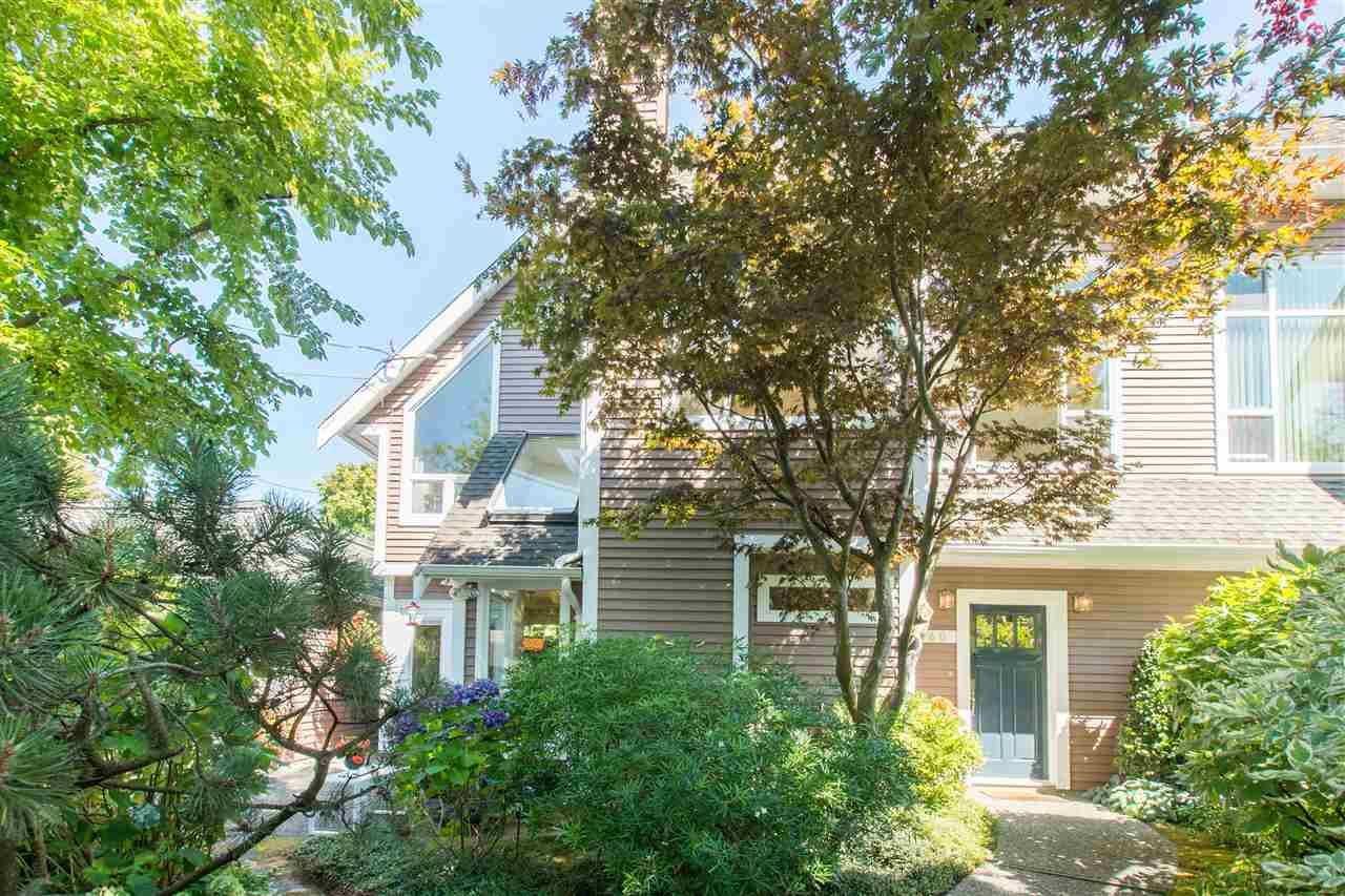 Main Photo: 2360 WATERLOO Street in Vancouver: Kitsilano 1/2 Duplex for sale (Vancouver West)  : MLS®# R2101486