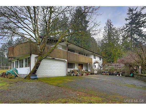 Main Photo: 2958 Munn Rd in VICTORIA: Hi Eastern Highlands House for sale (Highlands)  : MLS®# 749585