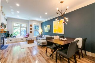 """Photo 4: 235 18 JACK MAHONY Place in New Westminster: GlenBrooke North Townhouse for sale in """"The Westerly"""" : MLS®# R2184317"""
