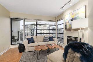 "Photo 4: 604 2228 MARSTRAND Avenue in Vancouver: Kitsilano Condo for sale in ""The Solo"" (Vancouver West)  : MLS®# R2135966"