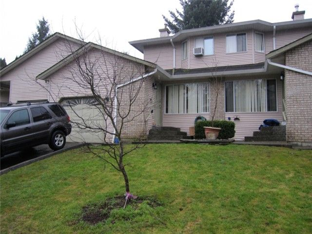 """Main Photo: 15 22900 126TH Avenue in Maple Ridge: East Central Townhouse for sale in """"COHO CREEK ESTATES"""" : MLS®# V1045164"""