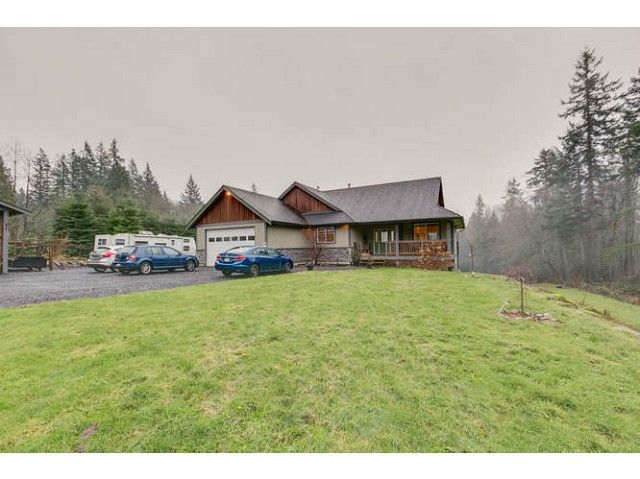 """Main Photo: 26624 112TH Avenue in Maple Ridge: Thornhill House for sale in """"Thornhill"""" : MLS®# V1096182"""