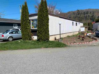 """Main Photo: 9 1884 HEATH Road: Agassiz Manufactured Home for sale in """"HEATH COURT MHP"""" : MLS®# R2565250"""