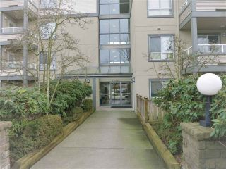 """Photo 1: 316 4990 MCGEER Street in Vancouver: Collingwood VE Condo for sale in """"CONNAUGHT"""" (Vancouver East)  : MLS®# R2141317"""