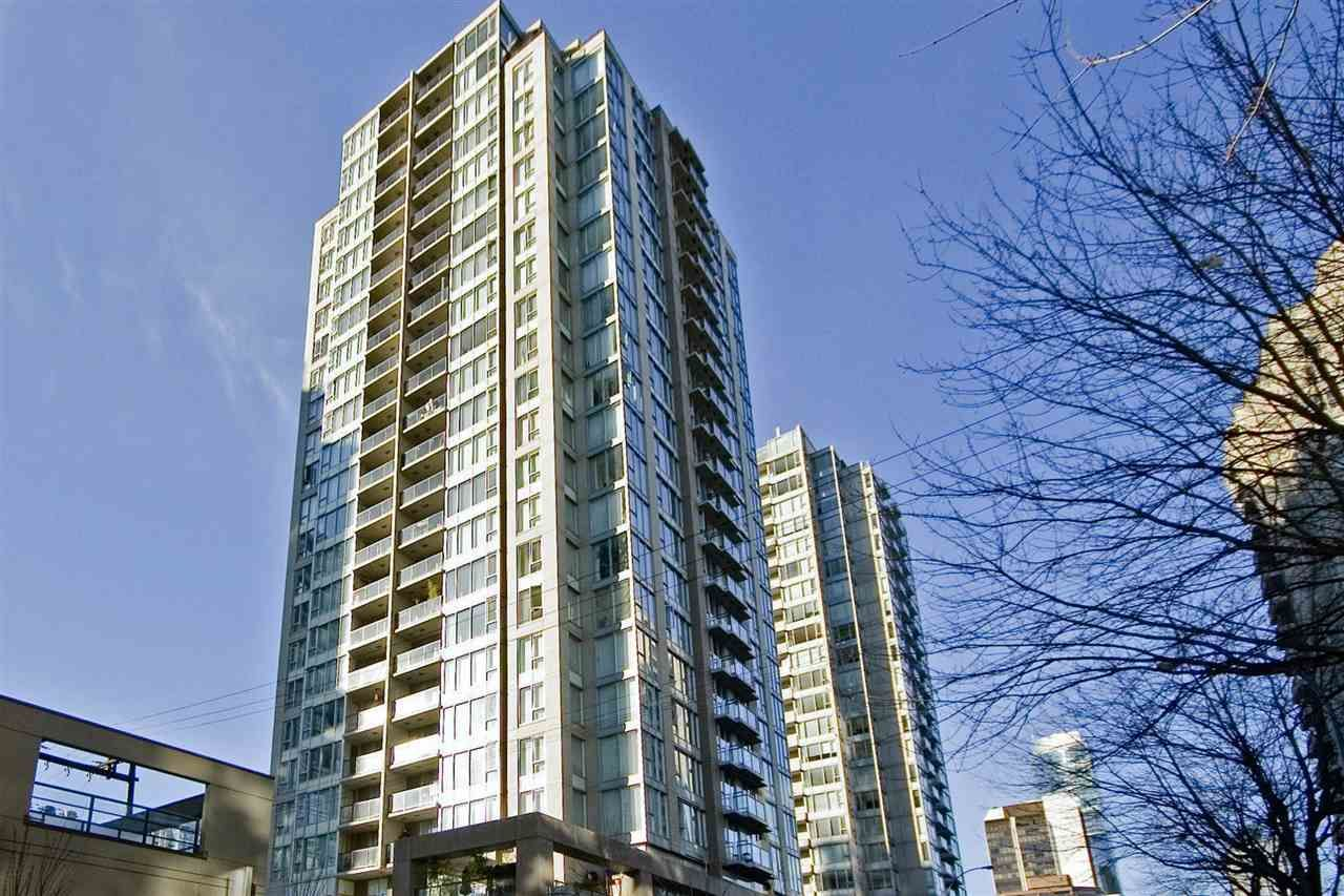 Main Photo: 1203 1010 RICHARDS STREET in Vancouver: Yaletown Condo for sale (Vancouver West)  : MLS®# R2201185
