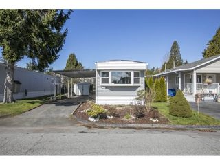 "Main Photo: 181 1840 160 Street in Surrey: King George Corridor Manufactured Home for sale in ""BREAKAWAY BAYS"" (South Surrey White Rock)  : MLS®# R2548721"