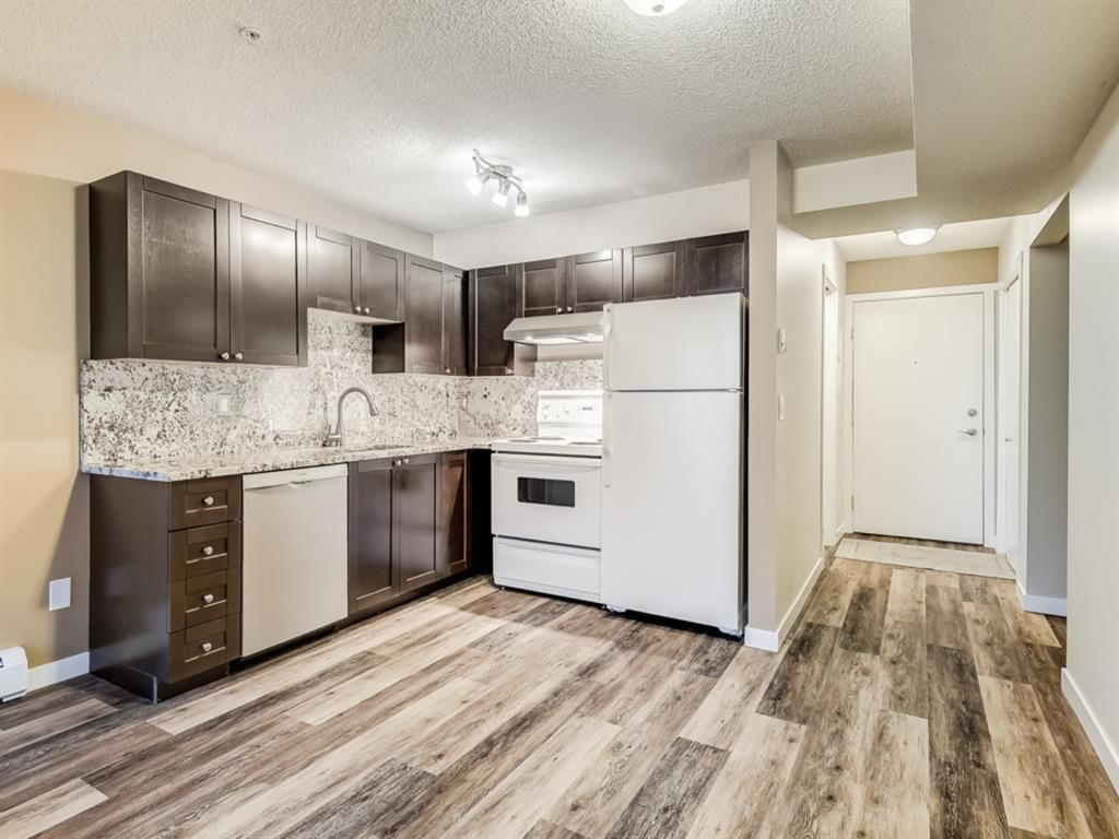 Photo 2: Photos: 112 1717 60 Street SE in Calgary: Red Carpet Apartment for sale : MLS®# A1050872