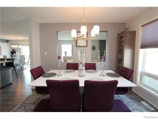 Photo 12: 19 Beauchamp Bay in Winnipeg: Fort Garry / Whyte Ridge / St Norbert Residential for sale (South Winnipeg)  : MLS®# 1607719