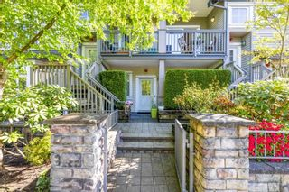 Photo 3: 107 4438 ALBERT STREET in Burnaby: Vancouver Heights Townhouse for sale (Burnaby North)  : MLS®# R2576268