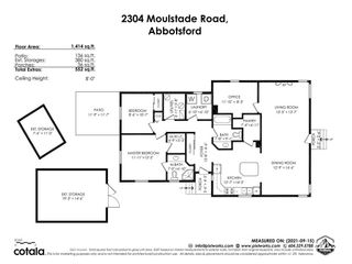 """Photo 35: 2304 MOULDSTADE Road in Abbotsford: Abbotsford West House for sale in """"CENTRAL ABBOTSFORD"""" : MLS®# R2618830"""