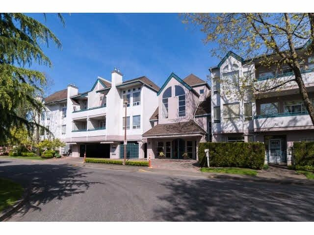 Main Photo: 303 7500 ABERCROMBIE DRIVE in Richmond: Brighouse South Condo for sale : MLS®# R2320536