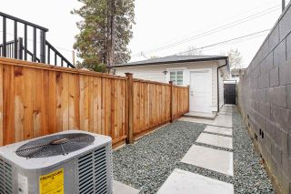 Photo 30: 1 2786 46 Avenue in Vancouver: Killarney VE 1/2 Duplex for sale (Vancouver East)  : MLS®# R2518589