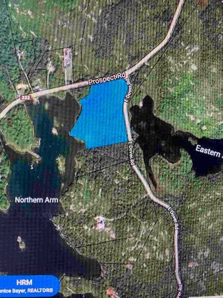Photo 5: Lot 5R 19 East Dover Road in East Dover: 40-Timberlea, Prospect, St. Margaret`S Bay Vacant Land for sale (Halifax-Dartmouth)  : MLS®# 202109288