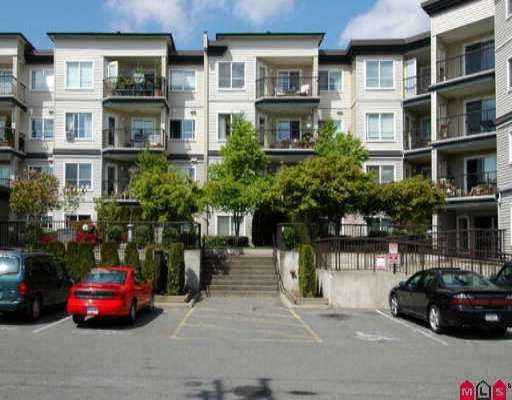 """Main Photo: 408 5765 GLOVER RD in Langley: Langley City Condo for sale in """"COLLEGE COURT"""" : MLS®# F2608731"""