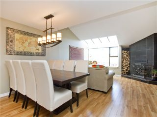 Photo 4: 4 1040 W 7TH Avenue in Vancouver: Fairview VW Townhouse for sale (Vancouver West)  : MLS®# V1047822