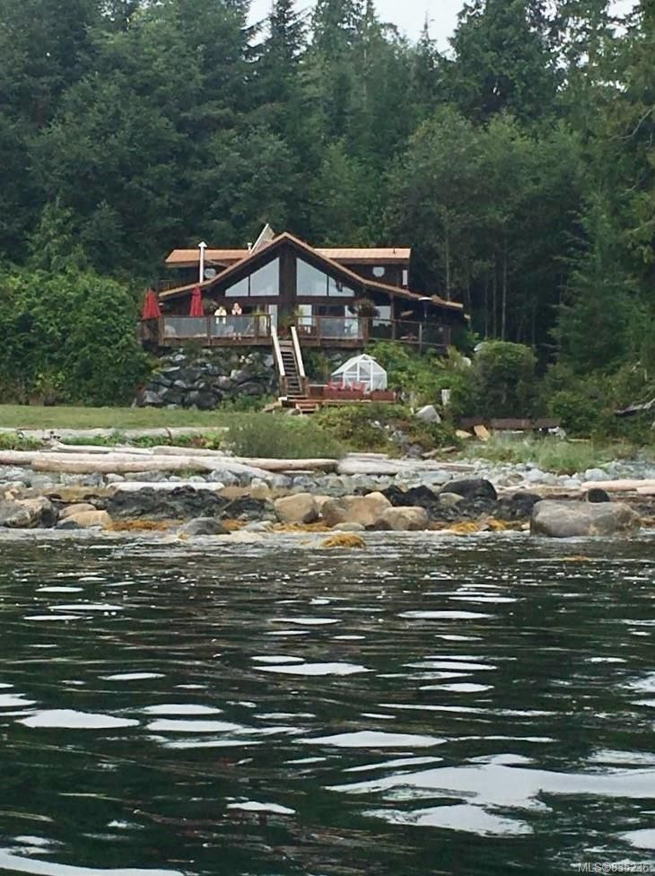 Main Photo: 1146 Front St in UCLUELET: PA Salmon Beach House for sale (Port Alberni)  : MLS®# 835236