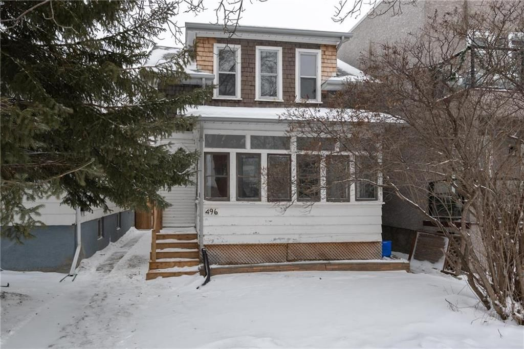 Main Photo: 496 Kylemore Avenue in Winnipeg: Lord Roberts Residential for sale (1Aw)  : MLS®# 202102648