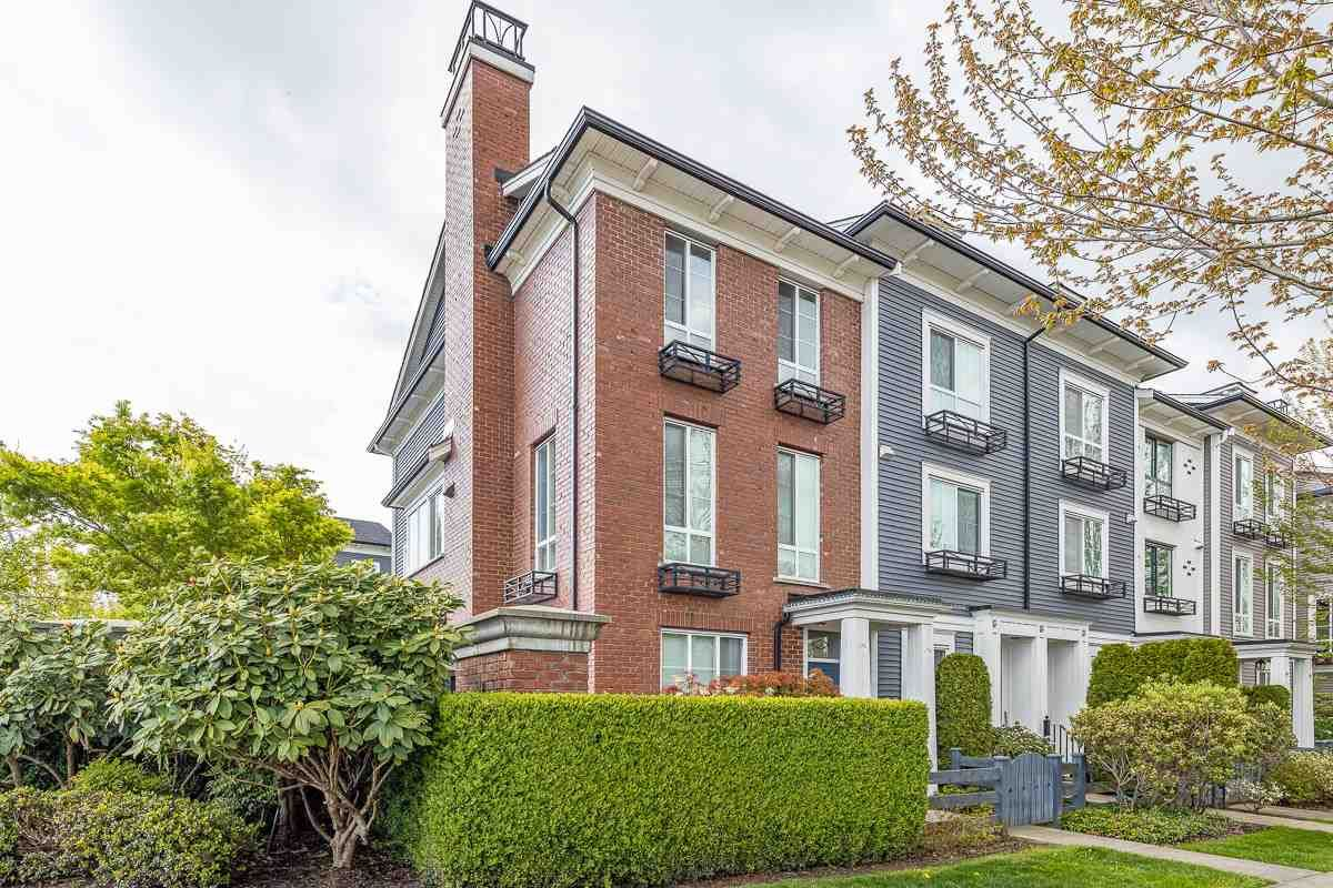 """Main Photo: 9 2423 AVON Place in Port Coquitlam: Riverwood Townhouse for sale in """"DOMINION SOUTH"""" : MLS®# R2572190"""