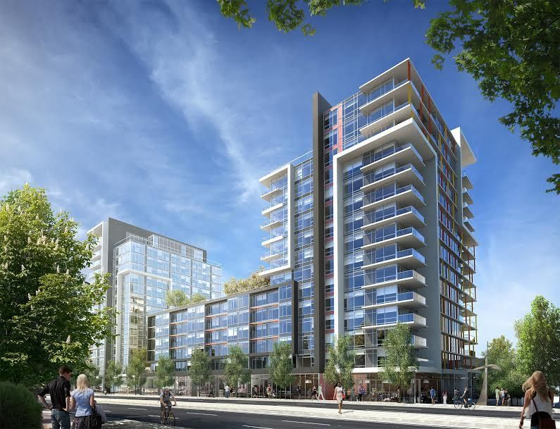 Main Photo: #722 - 159 W. 2nd Ave, in Vancouver: False Creek Condo for sale (Vancouver West)