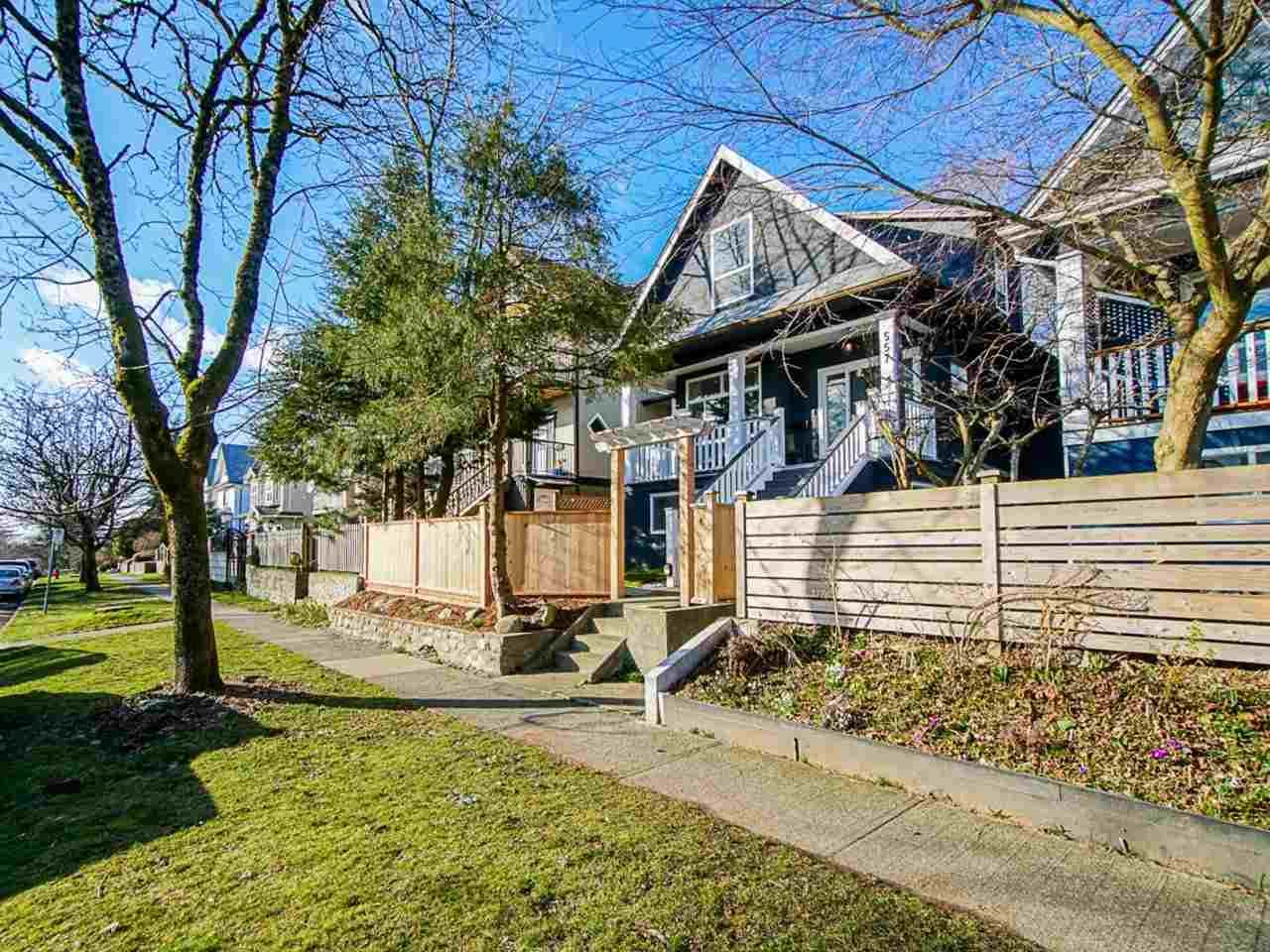Main Photo: 557 E 48TH AVENUE in Vancouver: South Vancouver House for sale (Vancouver East)  : MLS®# R2544745