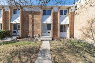 Photo 1: 15 Ridgewood Terrace: St. Albert Townhouse for sale : MLS®# E4241965