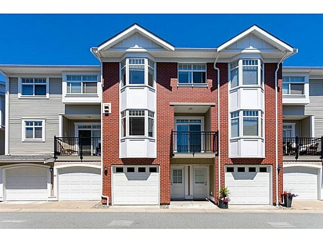 Main Photo: # 79 19551 66TH AV in Surrey: Clayton Condo for sale (Cloverdale)  : MLS®# F1422854