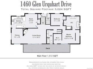 Photo 10: 1460 Glen Urquhart Dr in COURTENAY: CV Courtenay East House for sale (Comox Valley)  : MLS®# 720894