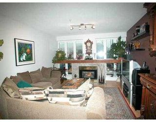 """Photo 4: 1163 THE HIGH Street in Coquitlam: North Coquitlam Condo for sale in """"THE KENSINGTON"""" : MLS®# V621194"""