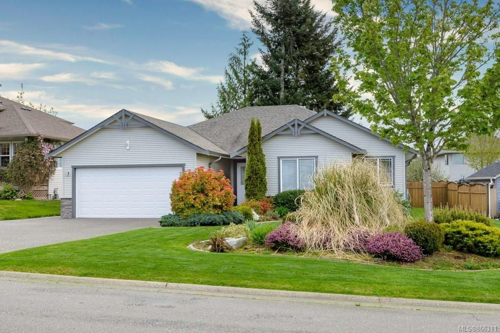 Main Photo: 2181 Stirling Cres in : CV Courtenay East House for sale (Comox Valley)  : MLS®# 866311