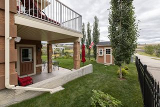 Photo 40: Spacious and Beautiful Valley Ridge Home backing out on to the Ravine