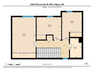 Photo 24: 9 6915 Ranchview Drive NW in Calgary: Ranchlands Row/Townhouse for sale : MLS®# A1072353