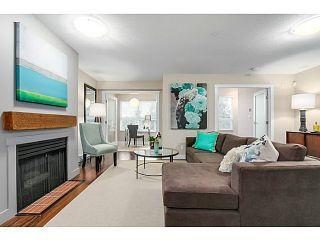 Photo 4: 428 2680 W 4TH AVENUE in Vancouver West: Kitsilano Condo for sale ()  : MLS®# V1110099
