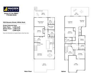 Photo 3: 938 STEVENS Street: White Rock House for sale (South Surrey White Rock)  : MLS®# R2594417