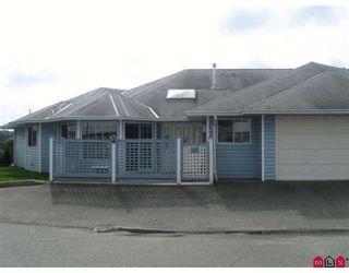 "Photo 1: 131 1450 MCCALLUM Road in Abbotsford: Poplar Townhouse for sale in ""CROWN POINT VILLA"" : MLS®# F2908090"