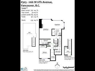 """Photo 19: 303 1166 W 6TH Avenue in Vancouver: Fairview VW Condo for sale in """"Seascape Vista"""" (Vancouver West)  : MLS®# R2603858"""