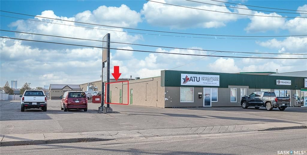 Main Photo: 2363 1st Avenue in Regina: Highland Park Commercial for lease : MLS®# SK873864