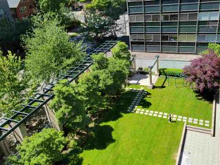 """Photo 21: 606 1239 W GEORGIA Street in Vancouver: Coal Harbour Condo for sale in """"THE VENUS BUILDING"""" (Vancouver West)  : MLS®# R2588623"""