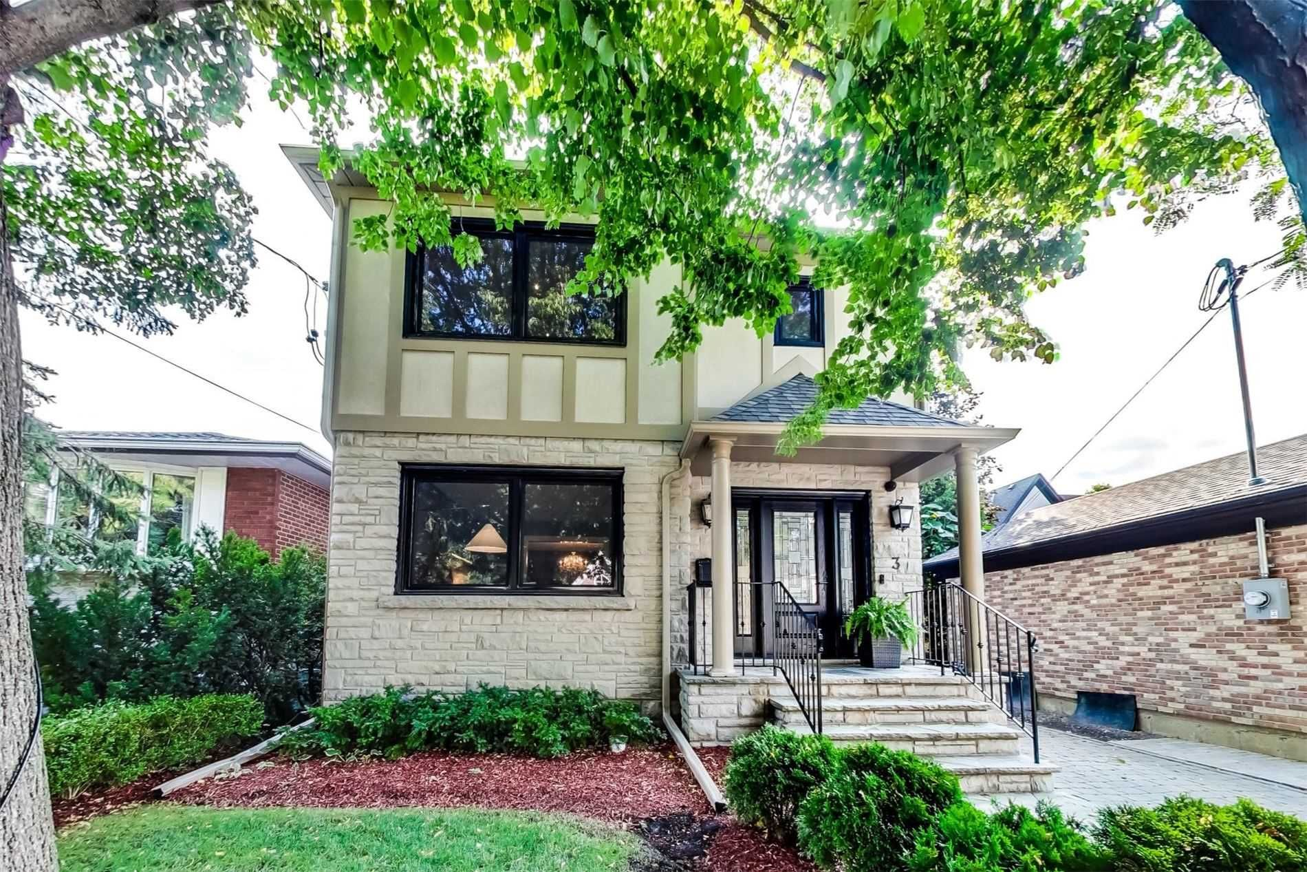 Main Photo: 3 Walford Road in Toronto: Kingsway South House (2-Storey) for sale (Toronto W08)  : MLS®# W5361475