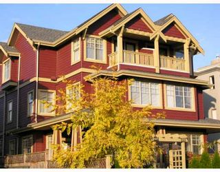 Photo 1: 253 E 13TH Avenue in Vancouver: Mount Pleasant VE Townhouse for sale (Vancouver East)  : MLS®# V676746
