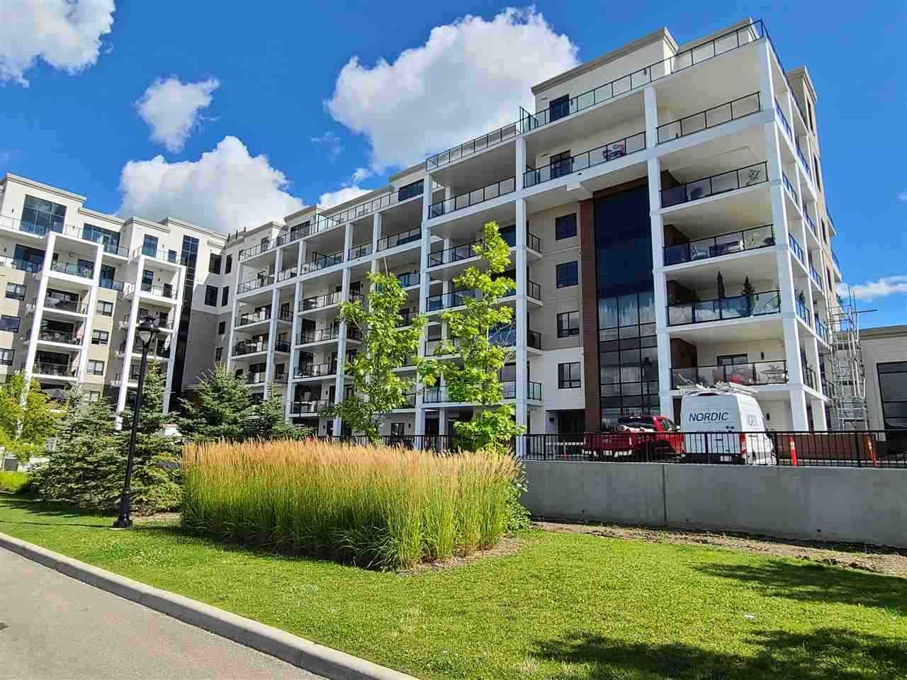Main Photo: 935 200 Bellerose Drive: St. Albert Condo for sale : MLS®# E4219922