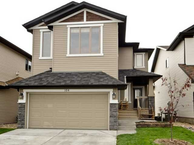 Main Photo: 164 EVEROAK Close SW in CALGARY: Evergreen Residential Detached Single Family for sale (Calgary)  : MLS®# C3446163