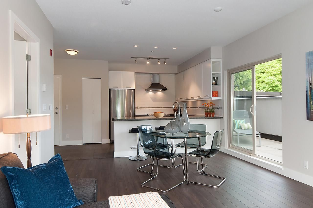 """Photo 14: Photos: 205 1273 MARINE Drive in North Vancouver: Norgate Condo for sale in """"THE IVY"""" : MLS®# R2116116"""