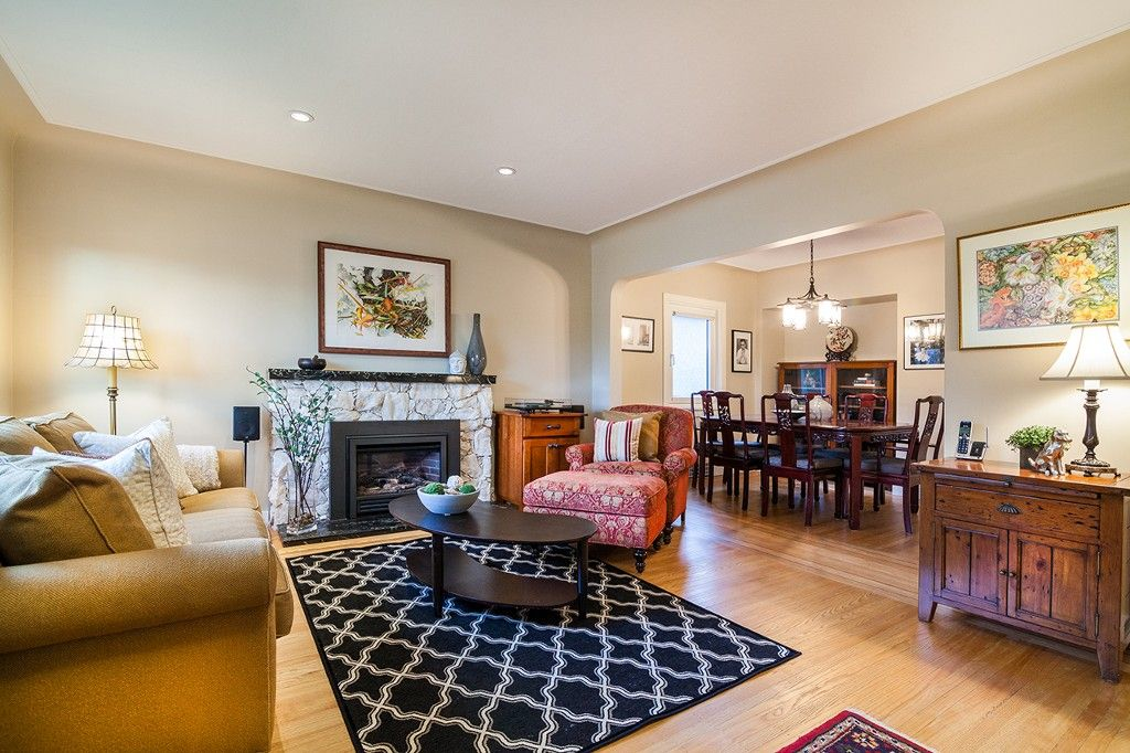 Photo 4: Photos: 48 W 27TH Avenue in Vancouver: Cambie House for sale (Vancouver West)  : MLS®# R2162142