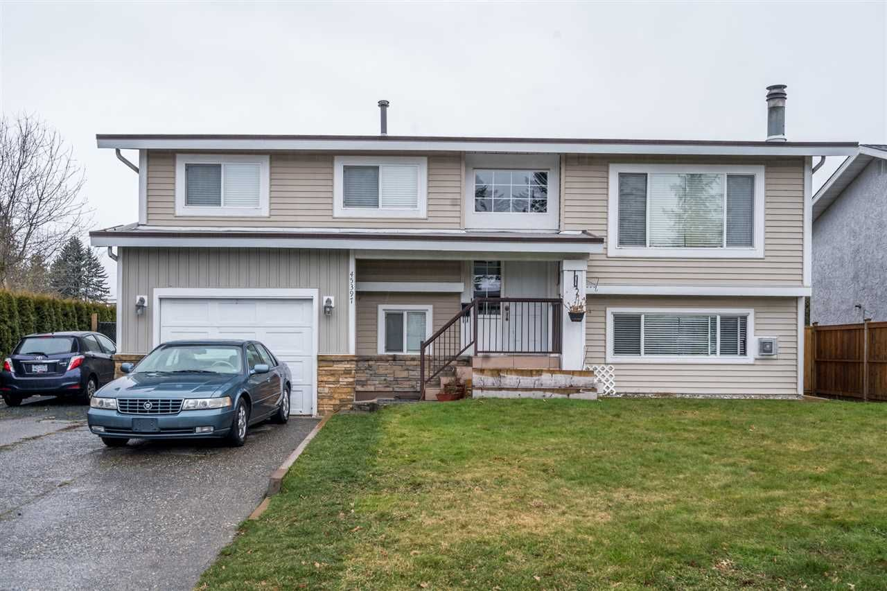Main Photo: 45397 LABELLE Avenue in Chilliwack: Chilliwack W Young-Well House for sale : MLS®# R2542159